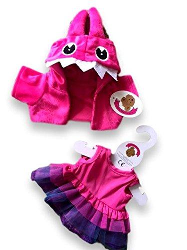 Construya su Bears Armario 15-Inch Ropa Fit Construir un Oso Candy Critter Disfraz