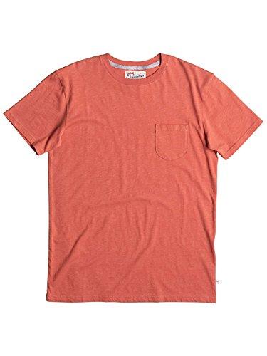 "Herren T-Shirt ""Slubstitution"" Burnt Sienna"
