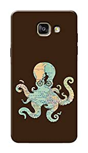 HACHI Premium Printed Cool Case Mobile Cover for Samsung Galaxy A5 2016