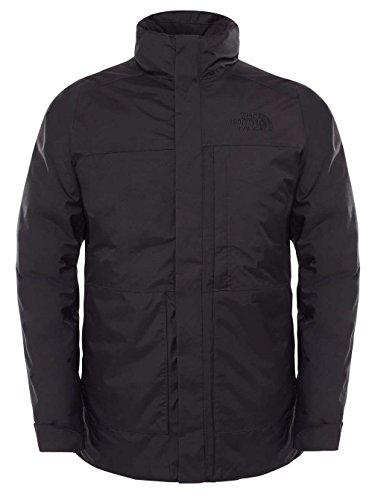 North Face M Woodside Jacket-Giacca da uomo nero