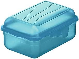 Rotho 1718900096 Funbox Vesperdose Brotdose, BPA- und schadstofffrei, hergestellt in der Schweiz
