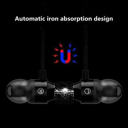 Wissenschaft JP53M Type-C Bullets Earphones Magnetic Headphones (Work with Phones Without 3.5mm Jack) (Black) Image 3