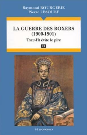 La guerre des Boxers (1900-1901)