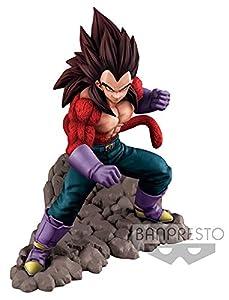 Bandai- Dragon Ball GT Estatua Super Saiyan Vegeta, (BANP82653)