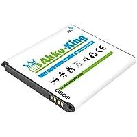Akku-King Akku für Samsung Galaxy S4, S4 Active i9295, i9500, LTE i9505, i9506 - Li-Ion 2900 mAh - mit NFC