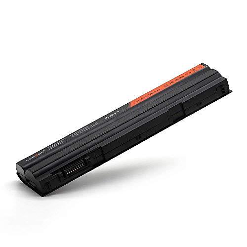 LENOGE E6420 8858X M5Y0X T54FJ Laptop Akku für Dell Latitude E5420 E5430 E5520 E5530 E6430 E6440 E6520 E6530 E6540 (6 Zellen 5200mAh 11.1V Schwarz)