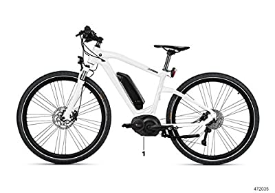 "BMW Genuine Cruise e-Bike Bicycle Cycle NBG III 28"" Wheel White S 80912412317"