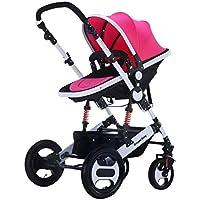 Departamento Carro de bebé Marco de Acero al Carbono 55CM * 65CM *