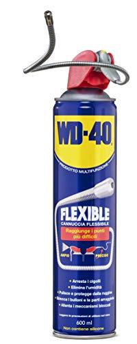 WD-40Flexible bombe, transparent, 600ml