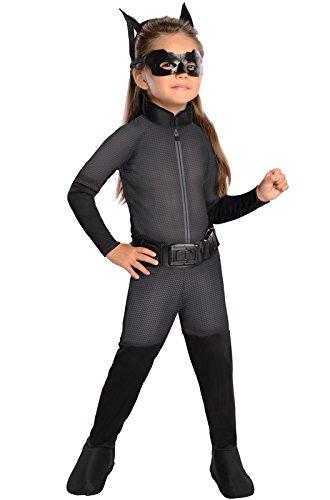 Catwoman-Kostüm für Mädchen