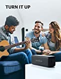 Anker Soundcore Motion B Portable Bluetooth Speaker, Compact Design with 12W Stereo Sound and Powerful BassUp Technology, 12 Hour Battery Life, IPX7 Waterproof for Home, Outdoor, Travel and More