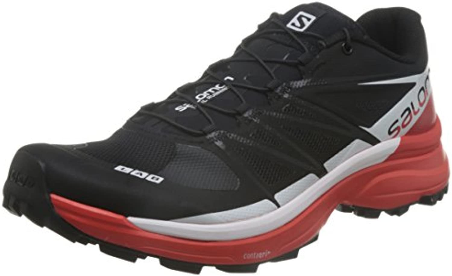 Salomon L39195900, Zapatillas de Senderismo Unisex Adulto  -