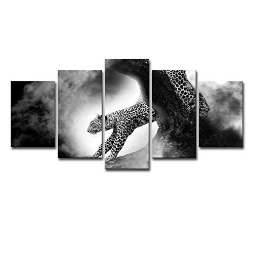 Lienzo Modular Fotos 5 Piezas Un cuadro