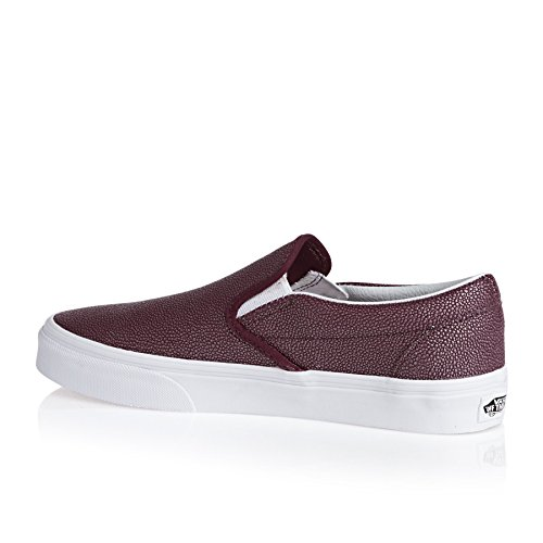 Vans Unisex-Erwachsene Classic Slip-On Low-Top Red