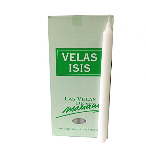 WLM Velas Isis I Blanche