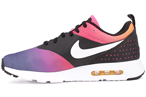 Air Max Tavas Sd Mens Running Shoes 724765-005 Nero Rosa Pow-tour giallo-bianco 7.5 M Us BLACK/WHITE PINK POW-TR YELLOW