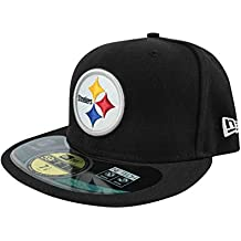 Unisex-Adultos - New Era - Pittsburgh Steelers - Gorra