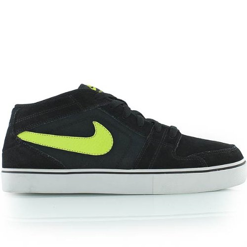 NIKE RUCKUS MID LR HI Sneaker/Freizeitschuh, black/atomic green-natural grey, EU 42 - Nike-ruckus