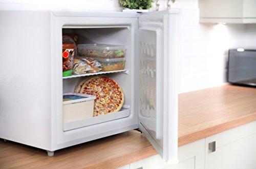 Russell Hobbs RHTTFZ1 White Table Top Freezer, 32 Litre