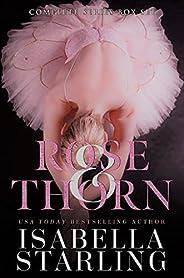 Rose and Thorn Complete Series: A Dark Captive Ballerina Romance Box Set (English Edition)