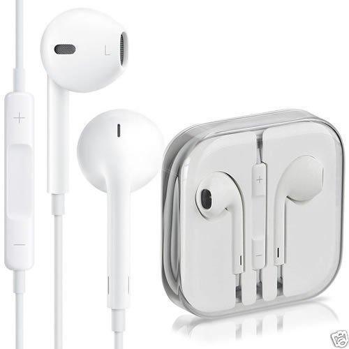 Original Apple iPhone 6S 6 + 6 5S 5 C Earpods Kopfhörer Freisprecheinrichtung mit Mikrofon (Mesh-stabilisator)