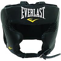 Everlast 340 - Casco de protección para boxeo negro negro Talla:S/M
