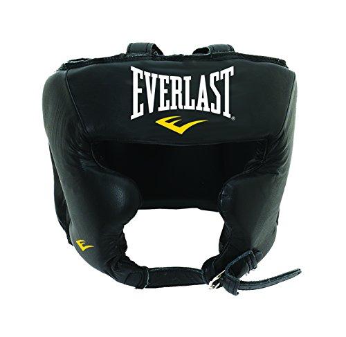 Everlast 340 - Casco de protección para Boxeo Negro Negro Talla:L/XL