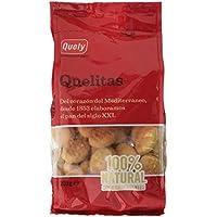 Quely, Crackers salado de agua (Quelitas) - 10 de 200 gr. (Total 2000 gr.)