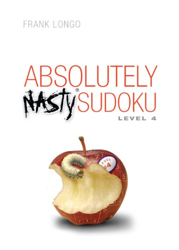 Absolutely Nasty Sudoku: Level 4 (Official Mensa Puzzle Book)