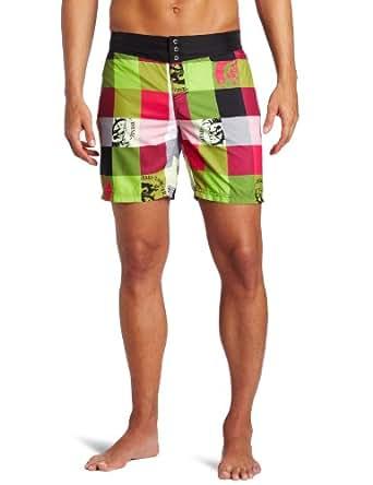 DIESEL - Shorts de bain - Homme - Short de bain rose - XL