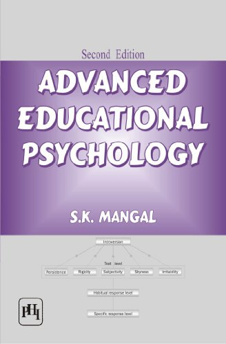 Advanced Educational Psychology Second Edition Ebook S K Mangal