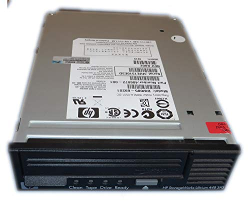 Player Backup Dat HP Ultrium 448SAS Data Tape Drive brsla-0501-dc DW085A - Bandlaufwerk Backup