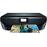 HP Envy 5030 – Impresora Multifunción Inalámbrica (Tinta, Wi-Fi, Copiar, Escanear, 1200 x 1200 PPP, Modo Silencioso) Color Negro