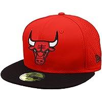 New Era Team Ripstop Perf Chibul OTC - Cappello Linea Chicago Bulls da  Uomo 97ae7e0d3a76