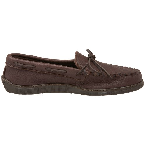 Minnetonka 892, Mocassins Homme Marron (Chocolate)