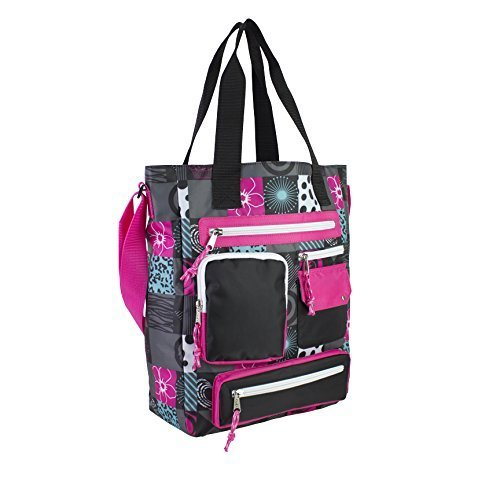 eastsport-multi-pocket-organizational-tote-mixed-print-by-fuel