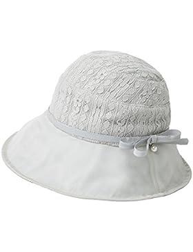 WYYY Sombreros Sra. Visera Plegable Alambre Encaje Transpirable Protección Solar Aire Libre 56-58cm ( Color :...