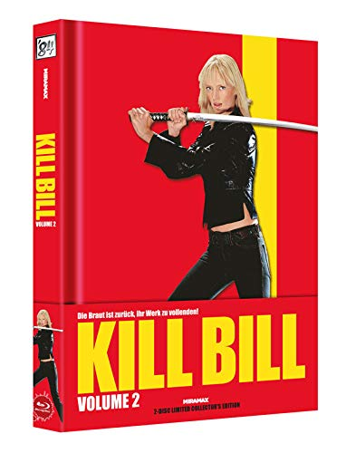Kill Bill: Vol. 2 - 2-Disc Limited Collector's Edition (+ DVD) - Cover A [Blu-ray]