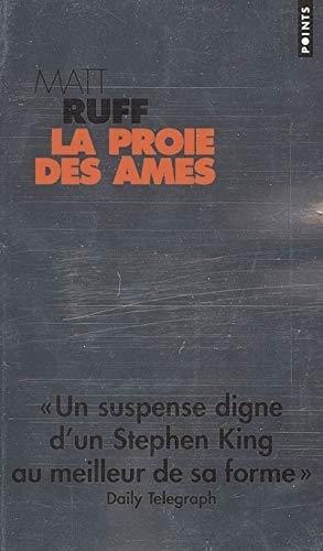 La Proie des âmes.