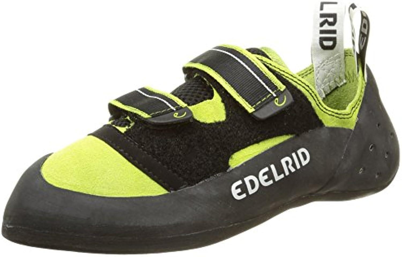 EDELRID Aktiver Schutz Blizzard - Protección activa de escalada, color verde neón, talla 7.5