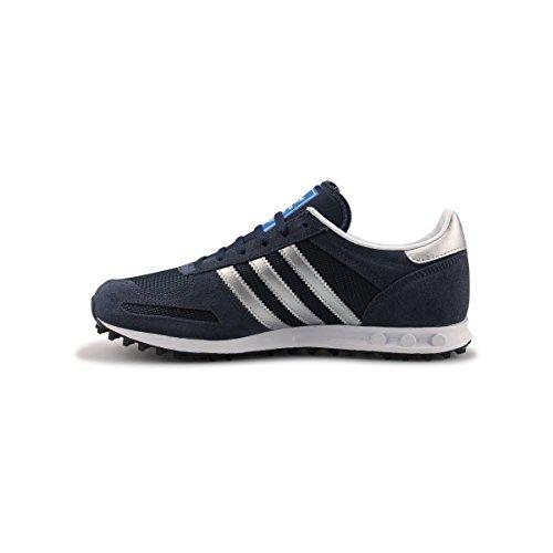 adidas la Trainer J, Sneaker a Collo Basso Unisex – Bambini Blu (Legend Ink F17/Matte Silver/Night Navy)