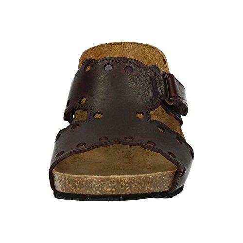 Dliro , sandales femme Marron