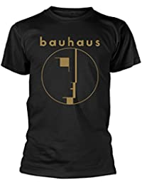 Plastic Head Bauhaus 'Spirit Logo Gold' T-Shirt