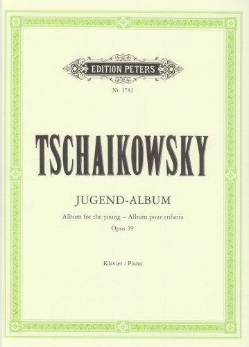 Jugend-Album op. 39: für Klavier / Album for the young - Album pour enfants