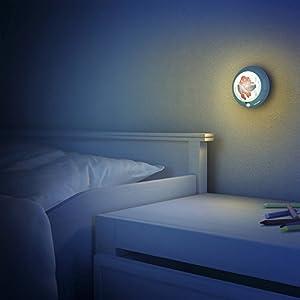 Philips Disney Frozen Children's Sensor Night Light (1 x 0.06 W Integrated LED)