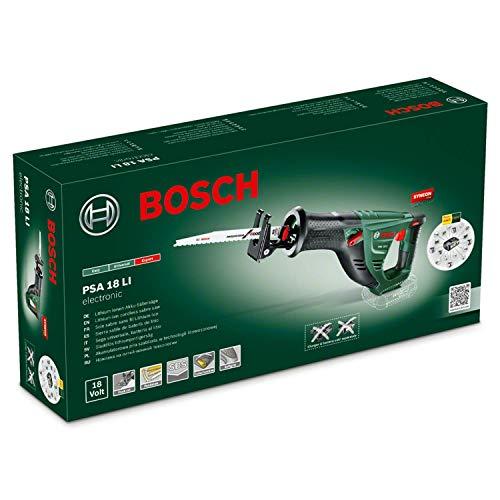 Bosch Akku Säbelsäge PSA 18 LI - 3