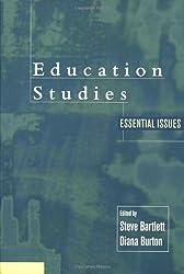 Education Studies: Essential Issues by Steve Bartlett (2003-03-05)
