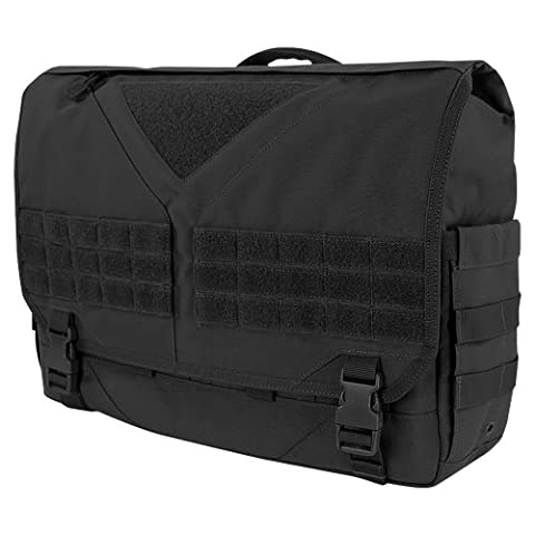 Condor Scythe Messenger Bag Black
