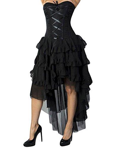 Burleska -  Vestito  - Donna nero 38