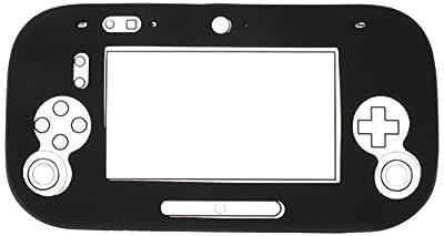 Silicon Glove Game Pad - Black (Nintendo Wii U) from Bigben Interactive